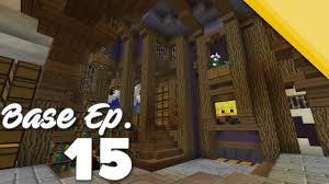 Factions Base Design Schematic Minecraft Base Showcase Ep 15 Best Organic Base W Schematic