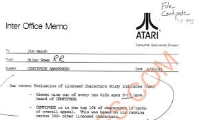 What Is An Internal Memo Atari Internal Memos On Bannerblog News