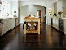 Small Picture Laminate Flooring in the Kitchen HGTV