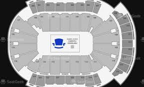 53 Organized Seating Chart For Veterans Memorial Arena