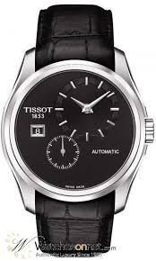 tissot couturier t035 428 16 051 00 men s stainless steel tissot couturier automatic men s watch stainless steel black dial t035 428 16