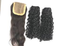 Deep Curly Hair With Closure