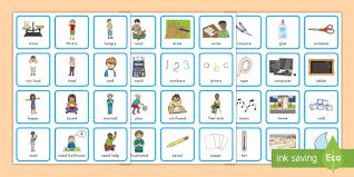 Nonverbal Communication Cards Teacher Made