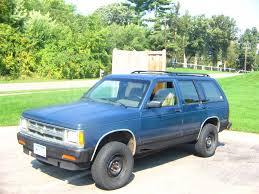 eotm03 1993 Chevrolet S10 Blazer Specs, Photos, Modification Info ...