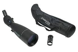 <b>Meade</b> Instruments <b>Wilderness 20</b>-<b>60 x 100</b> mm Spotting Scope ...