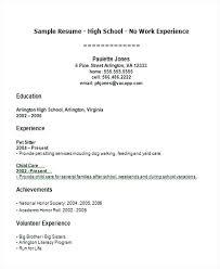 First Job Resume Templates Student Worker Resume Emelcotest Com