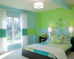 Bedrooms Teenage Bedroom Color Schemes Painted Furniture For