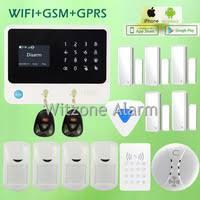 <b>WIFI GSM</b> alarm system <b>G90B</b> - Shop Cheap <b>WIFI GSM</b> alarm ...