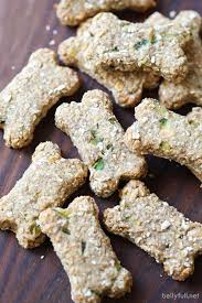 these homemade grain free peanut er dog treats are quick easy and make a great holiday gift