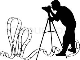 Small Picture Film Camera Silhouette Vector Coloring Coloring Pages