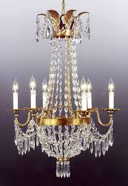 french empire crystal chandelier chandeliers awasome chandeleir