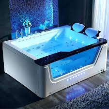 two person bathtub 2 tub shower combo com jetted whirlpool with heater for jets two person jetted tubs
