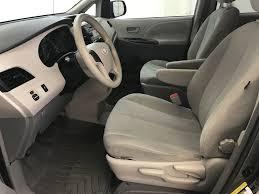 2011 Used Toyota Sienna 5dr 7-Passenger Van V6 FWD at Round Rock ...
