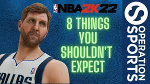 NBA 2K22: What Not to Expect ...