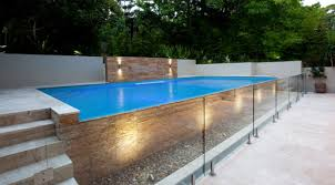 glass pool fencing newcastle