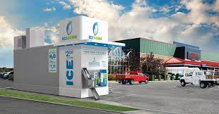 Ice Vending Machine Franchise Enchanting IceBorn Water And Ice Vending Franchise Opportunity