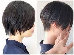 ハンサムショートは黒髪や丸顔など顔型をカバーできるのか ショート
