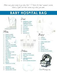 A Baby Checklist For Your New Arrival Needs Excel Template