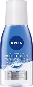 nivea face care daily essentials double effect eye makeup remover 56 reviews