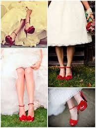best 25 red wedding shoes ideas on pinterest red heels wedding Red Wedding Heels Uk wow~~ i wan a red bridal shoes too ^^ red wedding heels uk