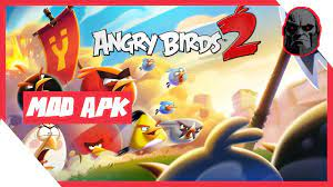 Angry Birds 2 Latest Version MOD APK   Unlimited Gems + Unlimited Life + No  Ads - YouTube
