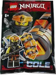 Lego 892062 Cole - Lego Ninjago set for sale best price