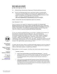 final preventative controls rulemaking related questions for fed reg notice cover pg