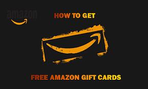 free amazon gift cards no human verification 2018