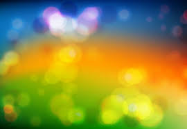 Colour Backgrounds Free Colored Bokeh Vector Background Vector Free Vector Download In Ai