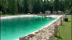 1 200 000 litre backyard pool