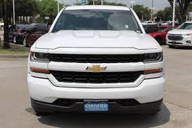Certified Used 2017 Chevrolet Silverado 1500 For Sale in Houston ...