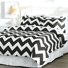 furniture black and white chevron bedding luxury black and white chevron bedding set bedroom alluring queen
