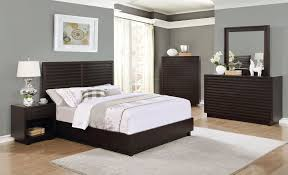 Coaster Matheson 4 Piece Bedroom Set
