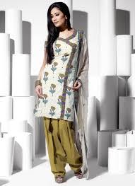 Different Neck Designs For Cotton Salwar Kameez Colourful South Cotton Suits And New Neck Designs Hijabiworld