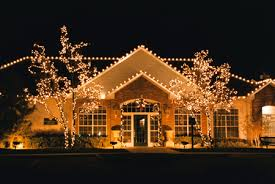 ... Incredible Outside House Christmas Decorations A Real Estate Christmas  Decorating Clients Homes For The ...