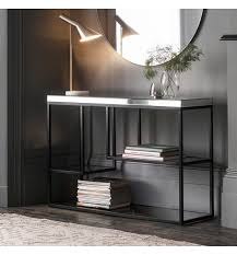 Black console table Large Pippard Console Table Black Gallery Direct Pippard Console Table Black Gallery Direct Australia