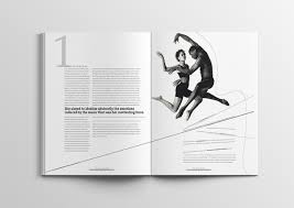 Book Spread Design In Form Sixofus Design