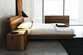 modern king size platform bed beautiful with bedroom sets swan e44