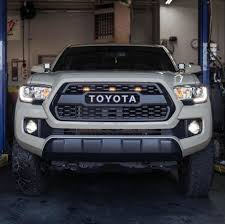 Tacoma Grill Lights Install Grille Lights 2016 2020 Tacoma