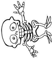 Small Picture Skeleton coloring pages anatomy ColoringStar