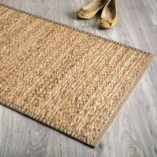 braided kitchen rugs great natural with grass floor mat stuff plus washable braided kitchen rugs