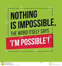 Citation De Motivation Inspiration Impossible Nest Pas Français Le