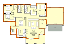 simple 4 bedroom house designs ranch floor plans alluring home ideas how much to build a 10 elegant 9