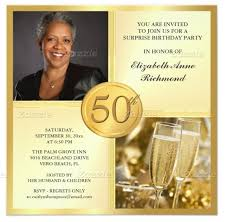 50th birthday invitation templates free 50th birthday party invitations with photo 45 50th birthday
