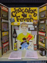 poster for school project chocolate fever reading fair project pinteres