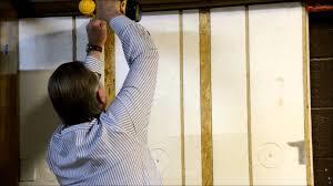MAGIC WALL Basement Finishing System YouTube - Diy basement wall panels