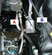 keeping a c on an s rb nissan forum nissan forums now the 3rd line on the passenger side runs the from the s14 condenser to the s14 firewall so it doesn t need to be modified just bent by hand a little
