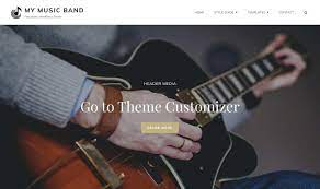 An icon used to represent a menu that can be toggled by interacting with this icon. 10 Best Free Music Wordpress Themes 2020 Athemes