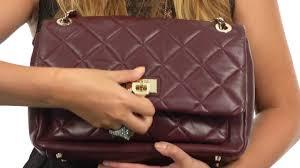 DKNY Quilted Nappa Large Flap Pocket Shoulder Bag SKU:8442725 ... & DKNY Quilted Nappa Large Flap Pocket Shoulder Bag SKU:8442725 - YouTube Adamdwight.com
