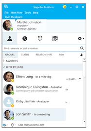 Microsoft Lync Is Becoming Skype For Business Intermedias